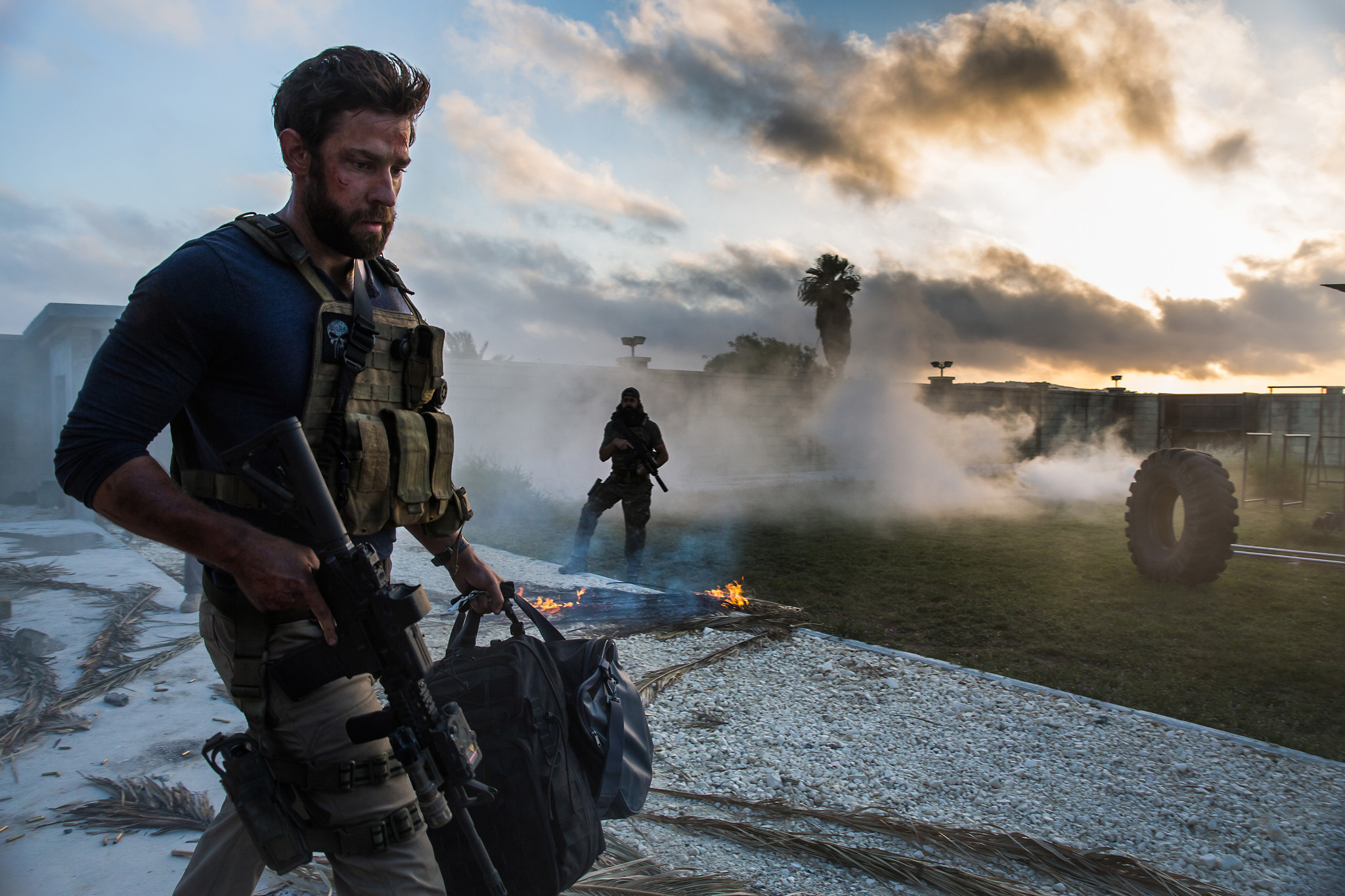 former cia officer in benghazi challenges michael bay s 13 hours