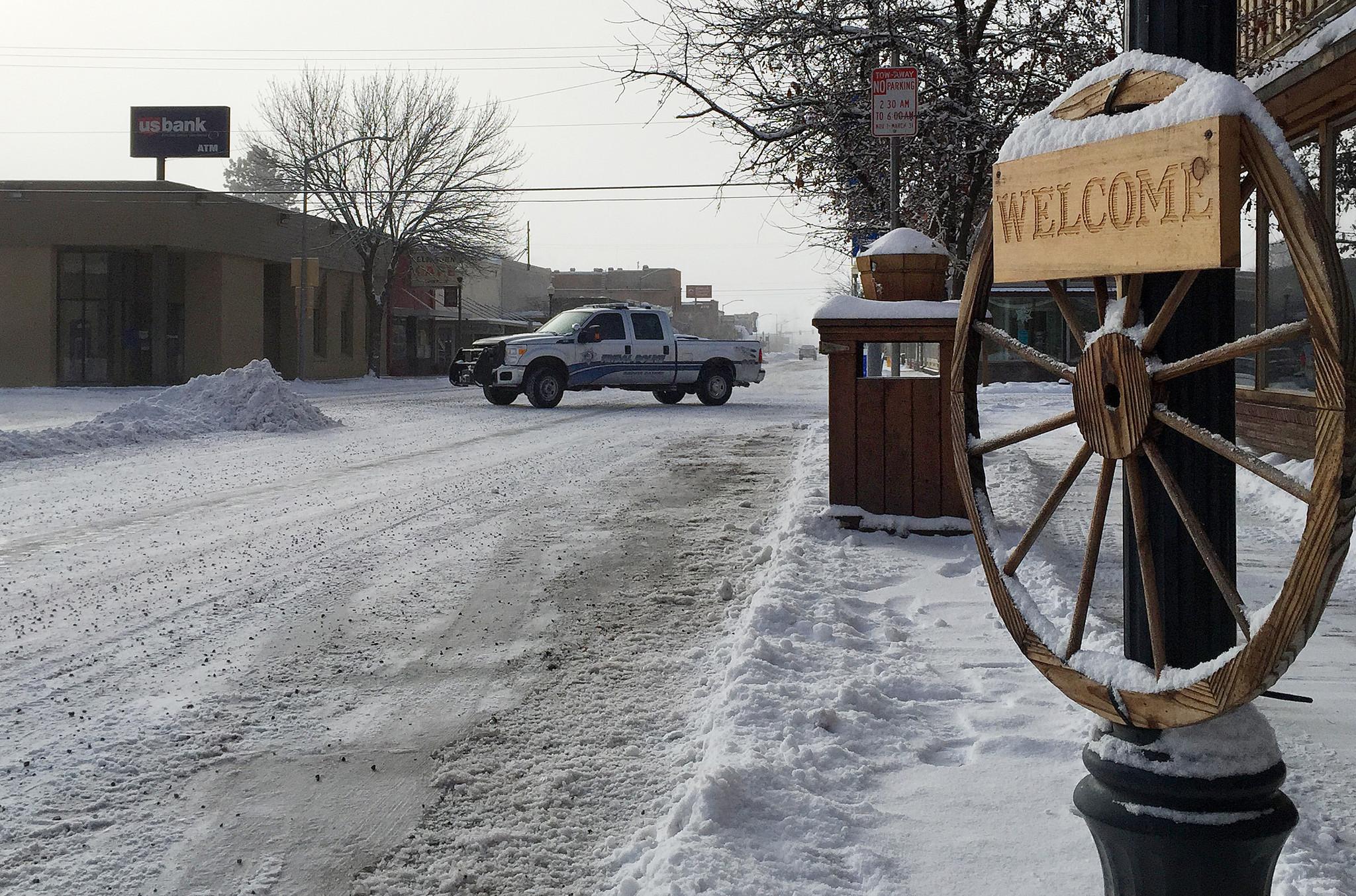 Man arrested in government vehicle stolen from occupied Oregon refuge - Chicago Tribune