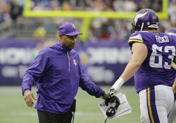 Ravens hire ex-Vikings head coach Leslie Frazier to run seconda…
