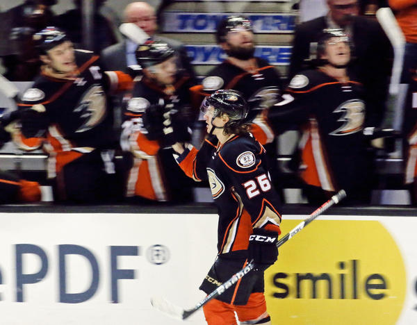 Ducks Create Salary-cap Space By Trading Carl Hagelin To Penguins