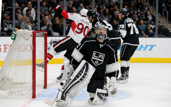 Anze Kopitar Agrees To Eight-year Contract Extension Before Kings' 5-3 Loss To Ottawa