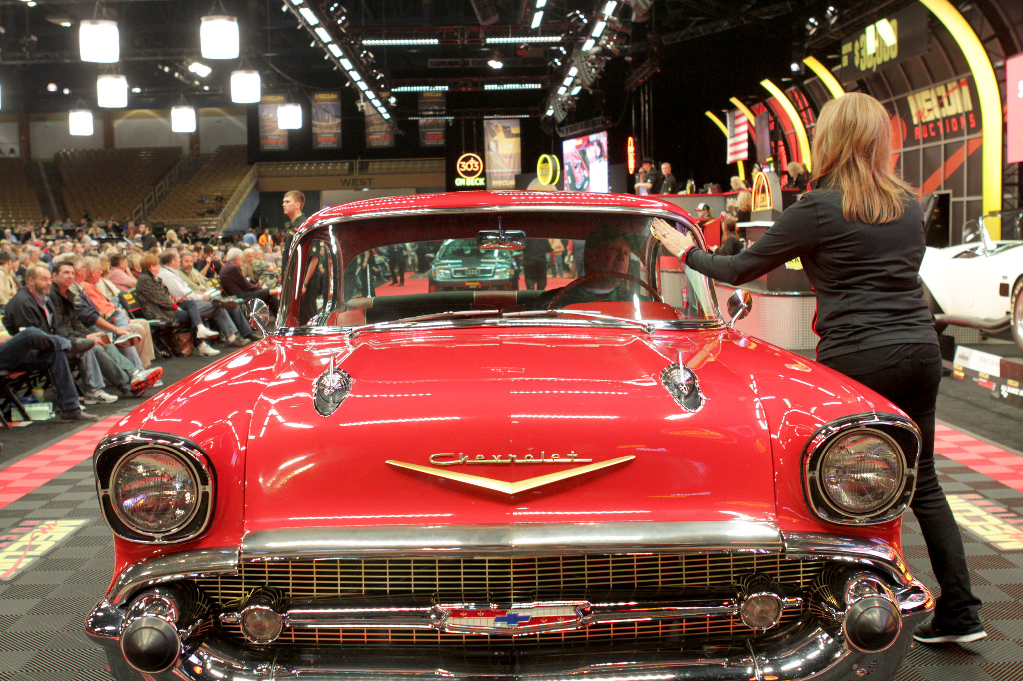 Mecum Auction, largest collector car collection in the world ...
