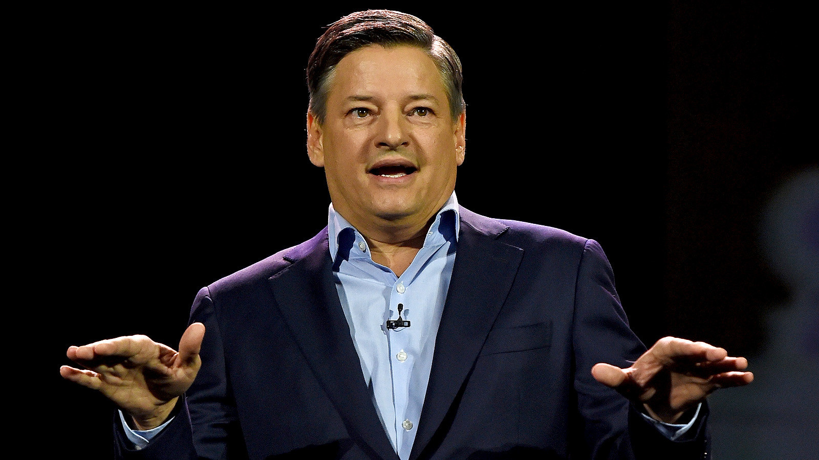 It's Still 'netflix And No Ratings'  Ted Sarandos Rejects A Numbers '