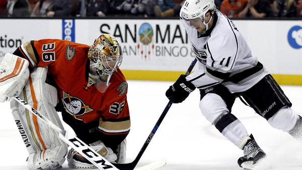 Kings' Anze Kopitar Has Proved To Be A Valuable Asset