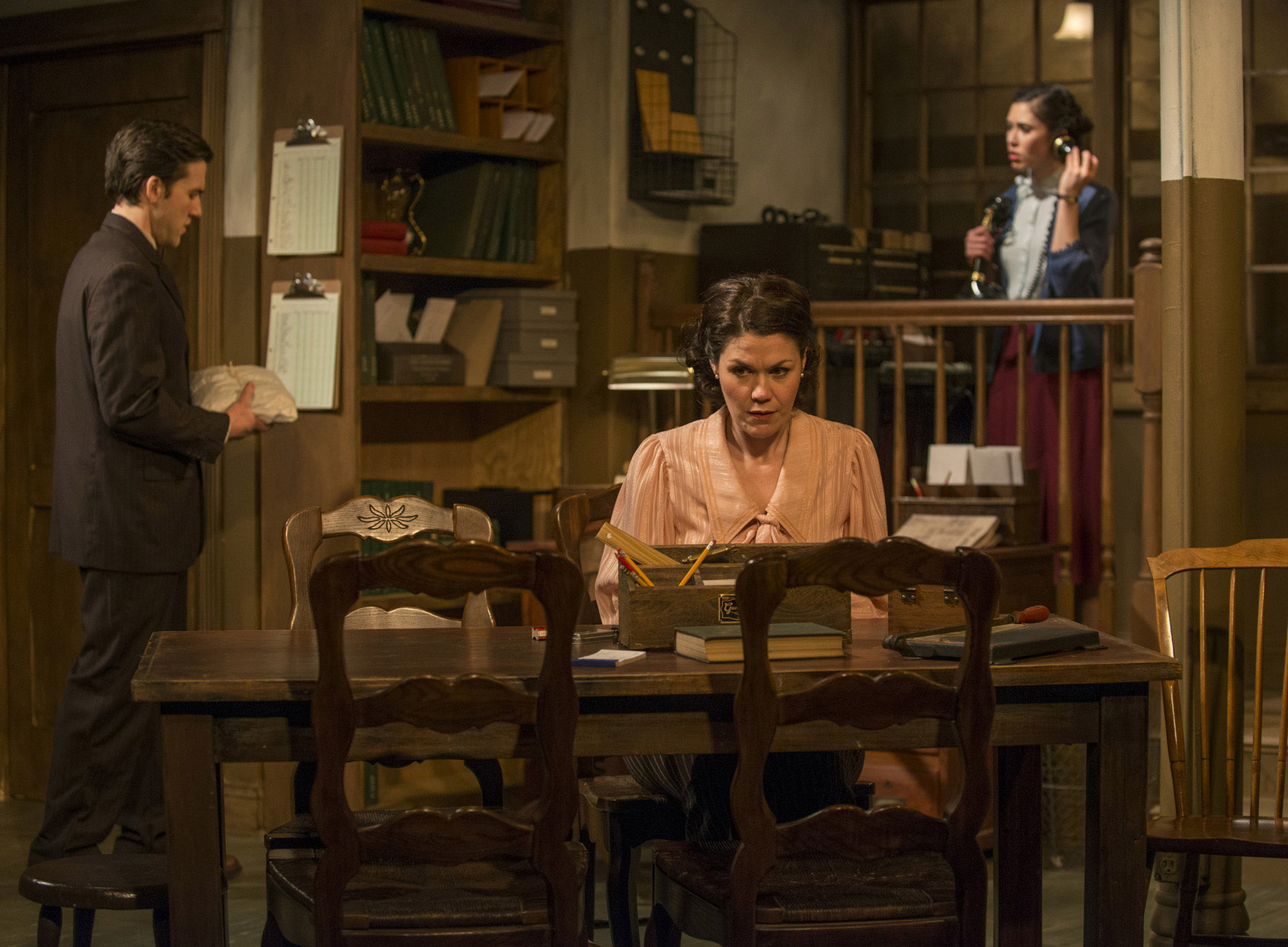 Review: 'Mad Men,' meet the women of 'London Wall'