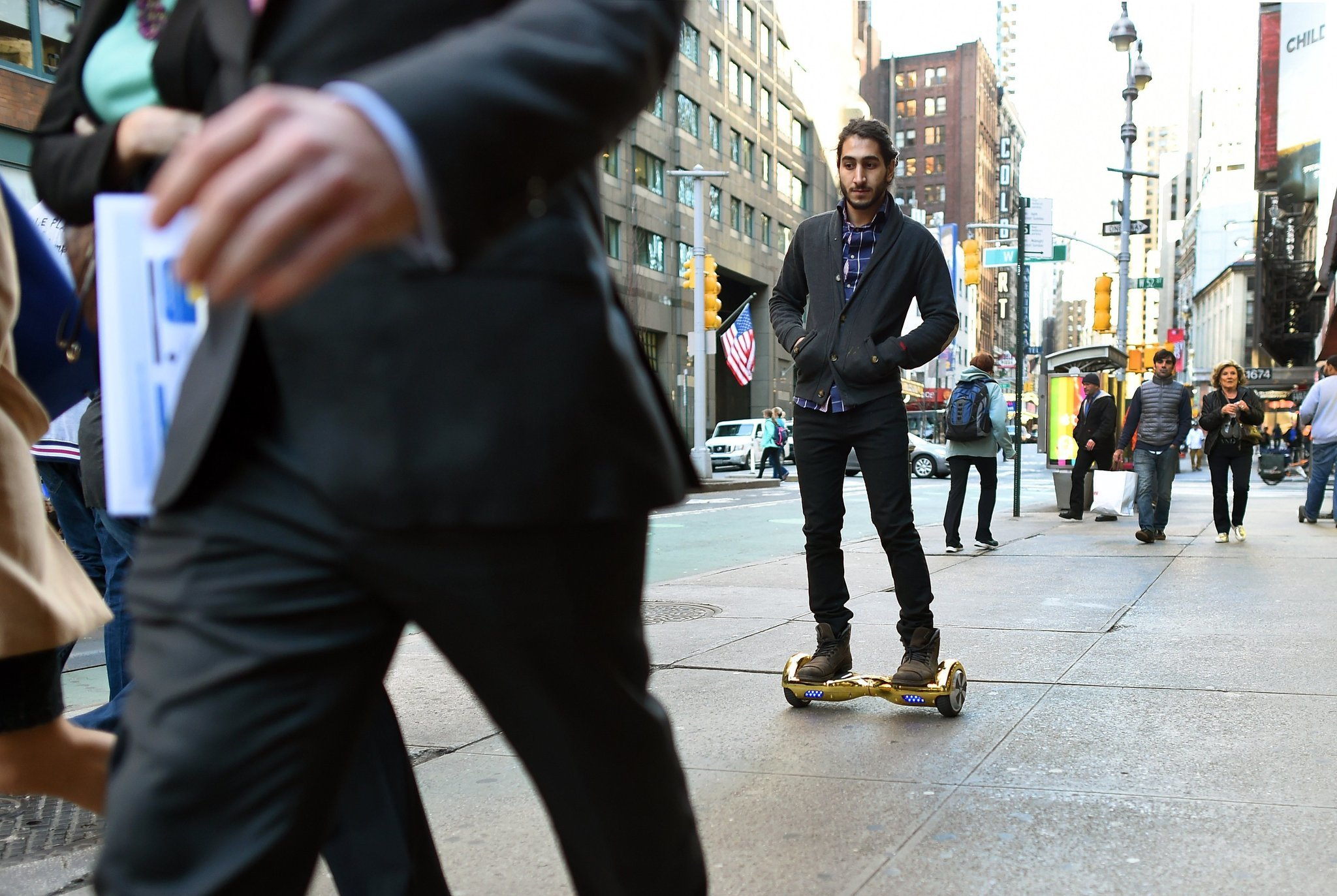 Hoverboard maker under fire for counterfeit certification marks