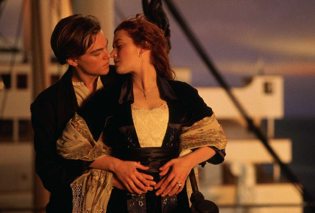 Leonardo DiCaprio, left, and Kate Winslet will return to the Titanic as the 1997 blockbuster returns to theaters for its 20th anniversary. (Paramount Pictures)