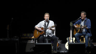 Don Henley remembers Eagles co-founder Glenn Frey as 'a brother to me'