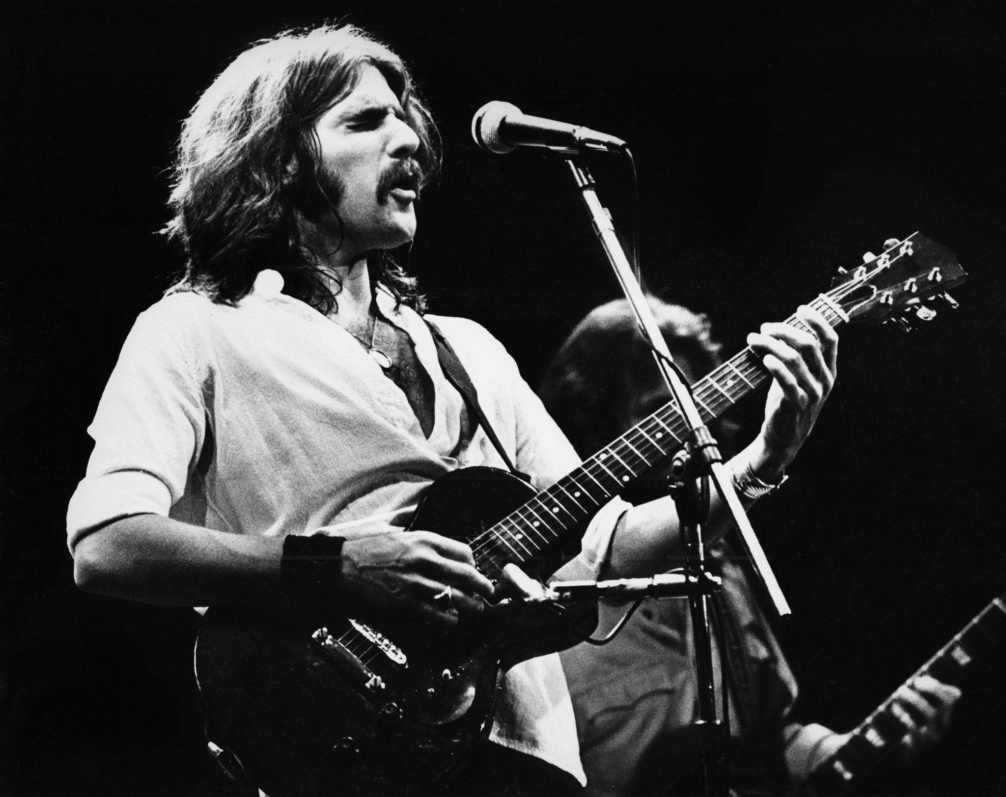 The Eagles' Glenn Frey spun sun-baked SoCal ballads that ...