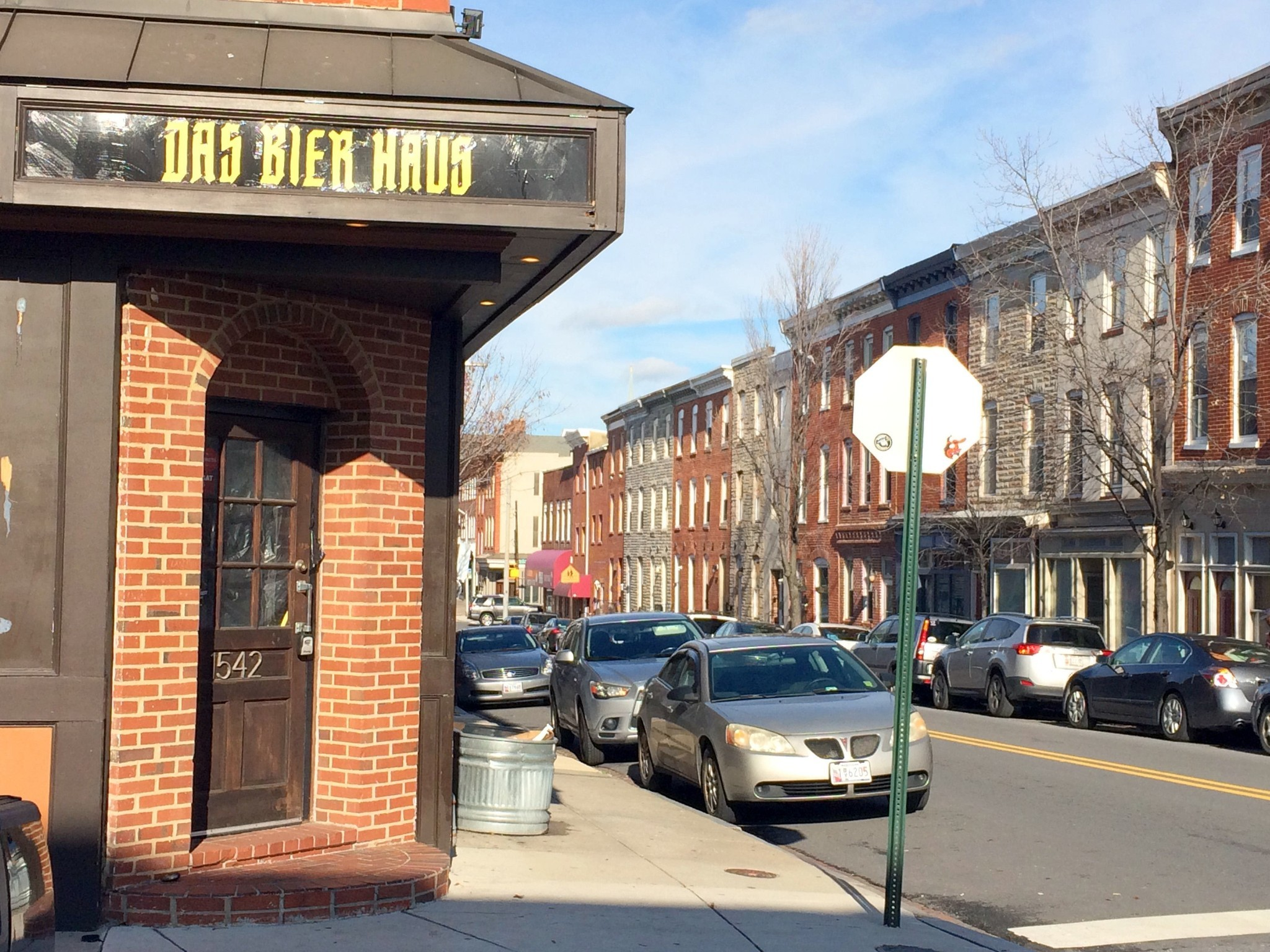 das bier haus to open on new year 39 s eve in federal hill growthspotter. Black Bedroom Furniture Sets. Home Design Ideas