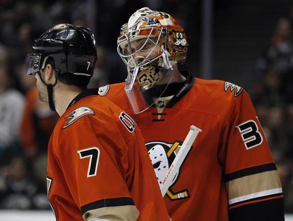 Ducks Will Host The Minnesota Wild At Honda Center