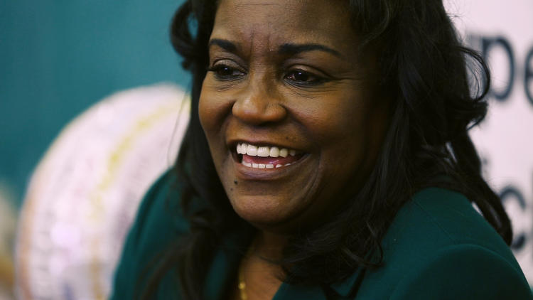 Michelle King goes back to school