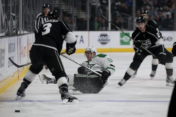 Kings Stay Hot With 3-2 Win Over The Stars As Milan Lucic Scores Winning Goal
