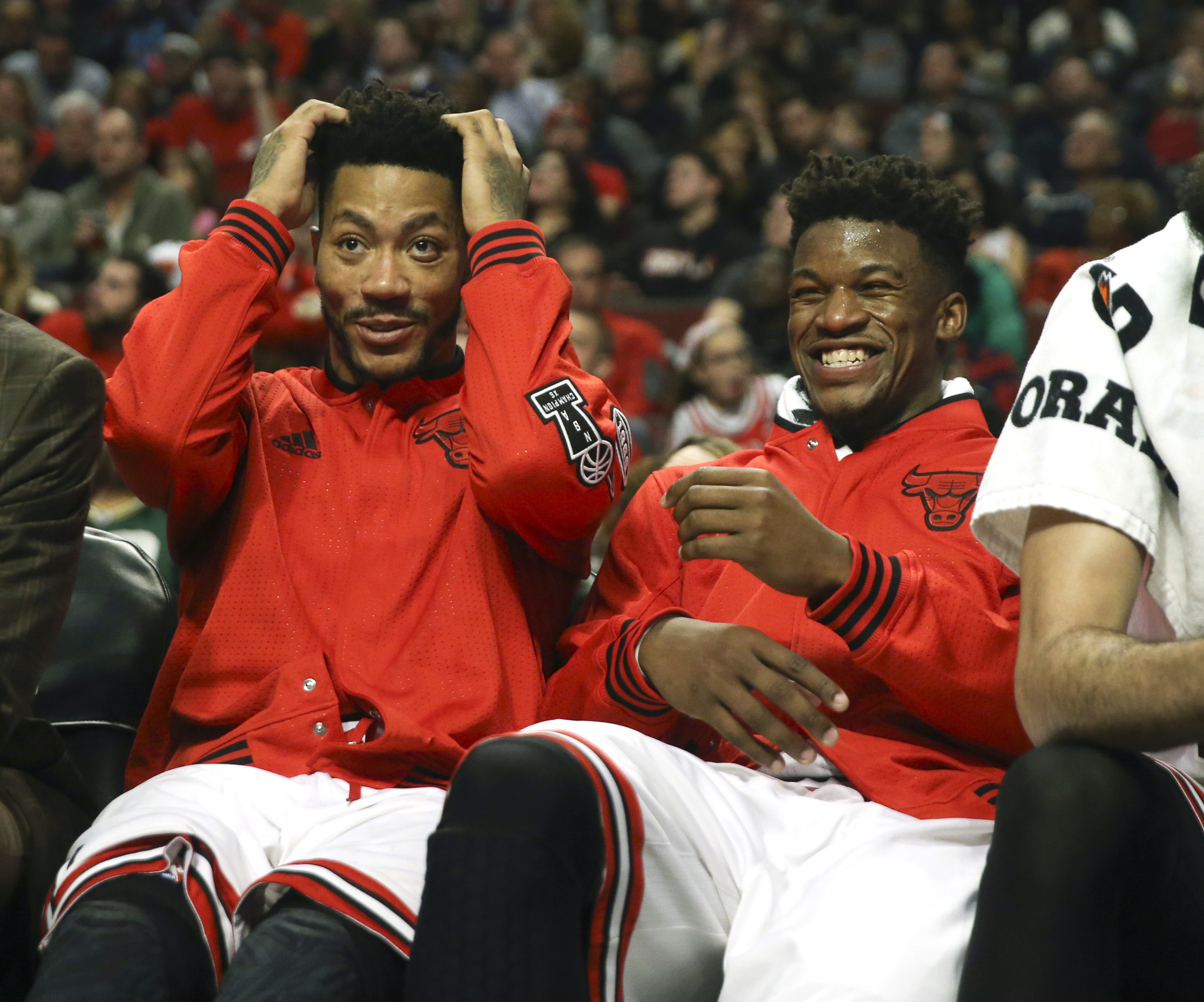 Jalen Rose says Derrick Rose takes a backseat to Jimmy Butler