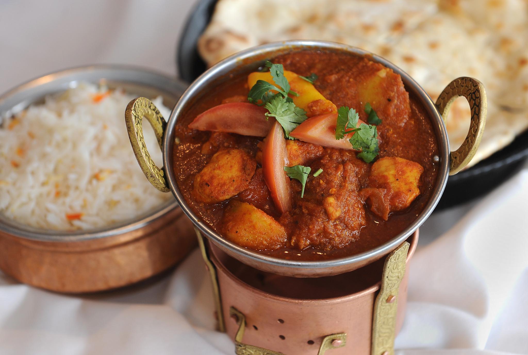 Indian Restaurant Near Towson