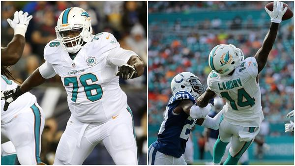 Branden Albert and Jarvis Landry named to Pro Bowl as injury replacements