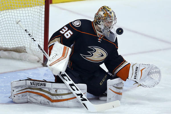 Ducks Shuffle Lines, And It Pays Off In Win Over Wild, 3-1