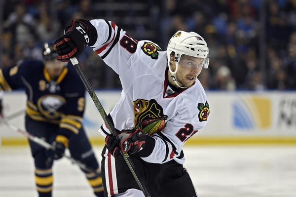 Ryan Garbutt Comes To Ducks In Trade With Blackhawks
