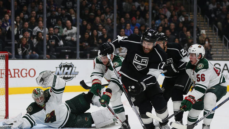 Kings vs. Minnesota Wild