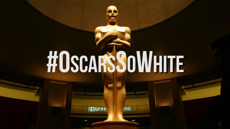 #OscarsSoWhite -- see how it didn't have to be this way