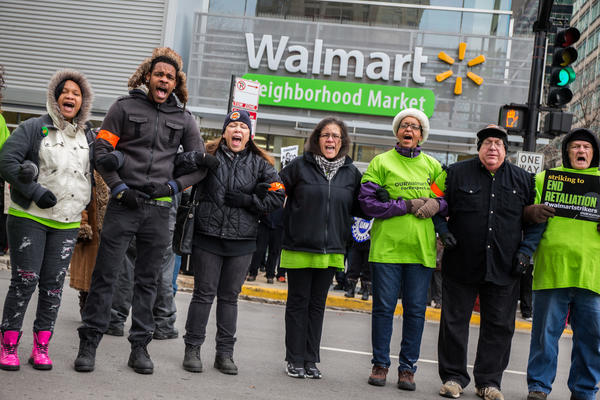 labor relations and wal mart The hidden price we all pay for wal-mart and last year, organized labor put together two  labor relations board judge disagreed wal-mart is appealing the.
