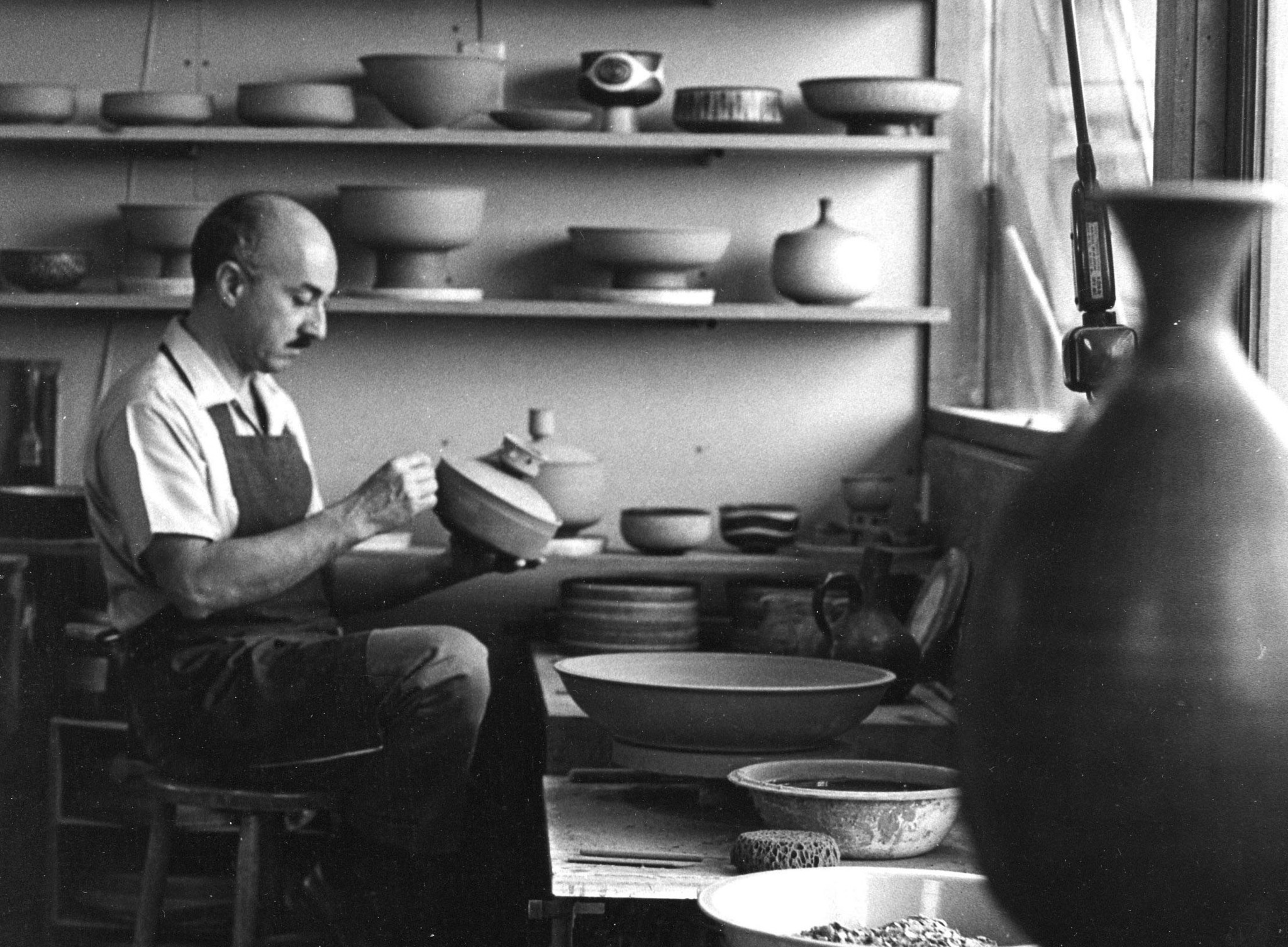 Harrison Mcintosh Southland Artist Who Pushed Ceramics