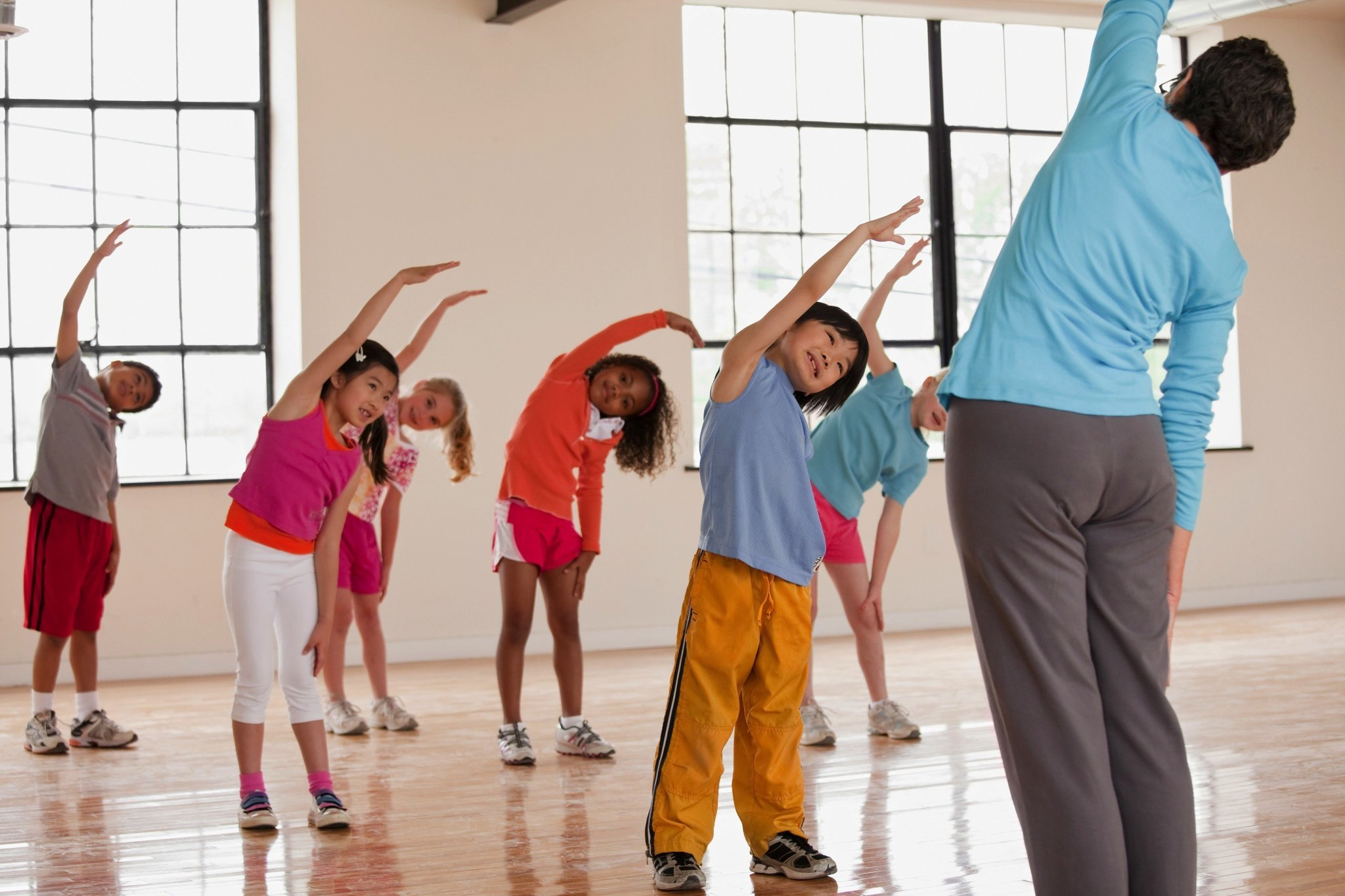 Should Students Be Graded On Fitness Shortcomings Post