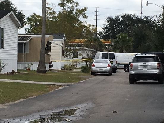 Man Woman Dead After Suspicious Mobile Home Fire In