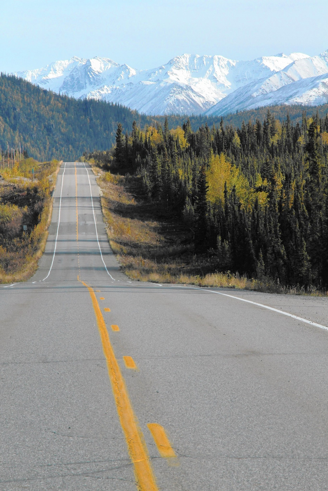 Road Trip On The Alaska Highway Less Risky But Planning Is Imperative Chicago Tribune