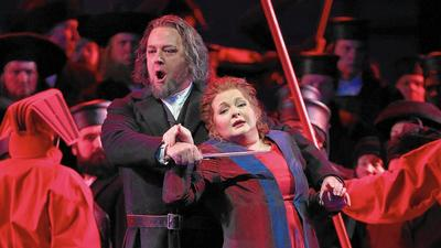 Lyric Opera's 'Nabucco' delivers brilliance on all fronts