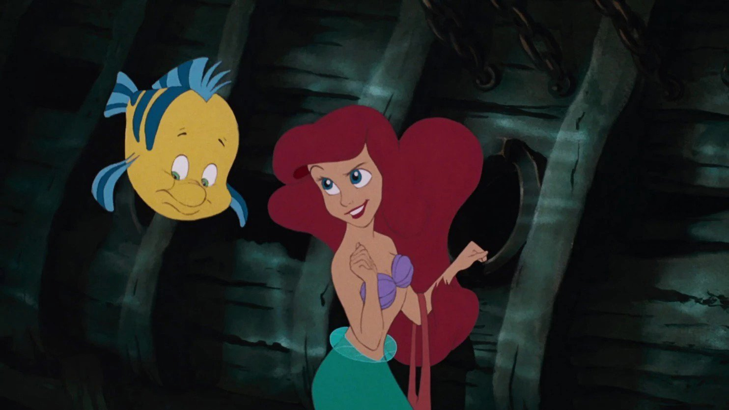 There's a major problem with 'The Little Mermaid' and other Disney movies