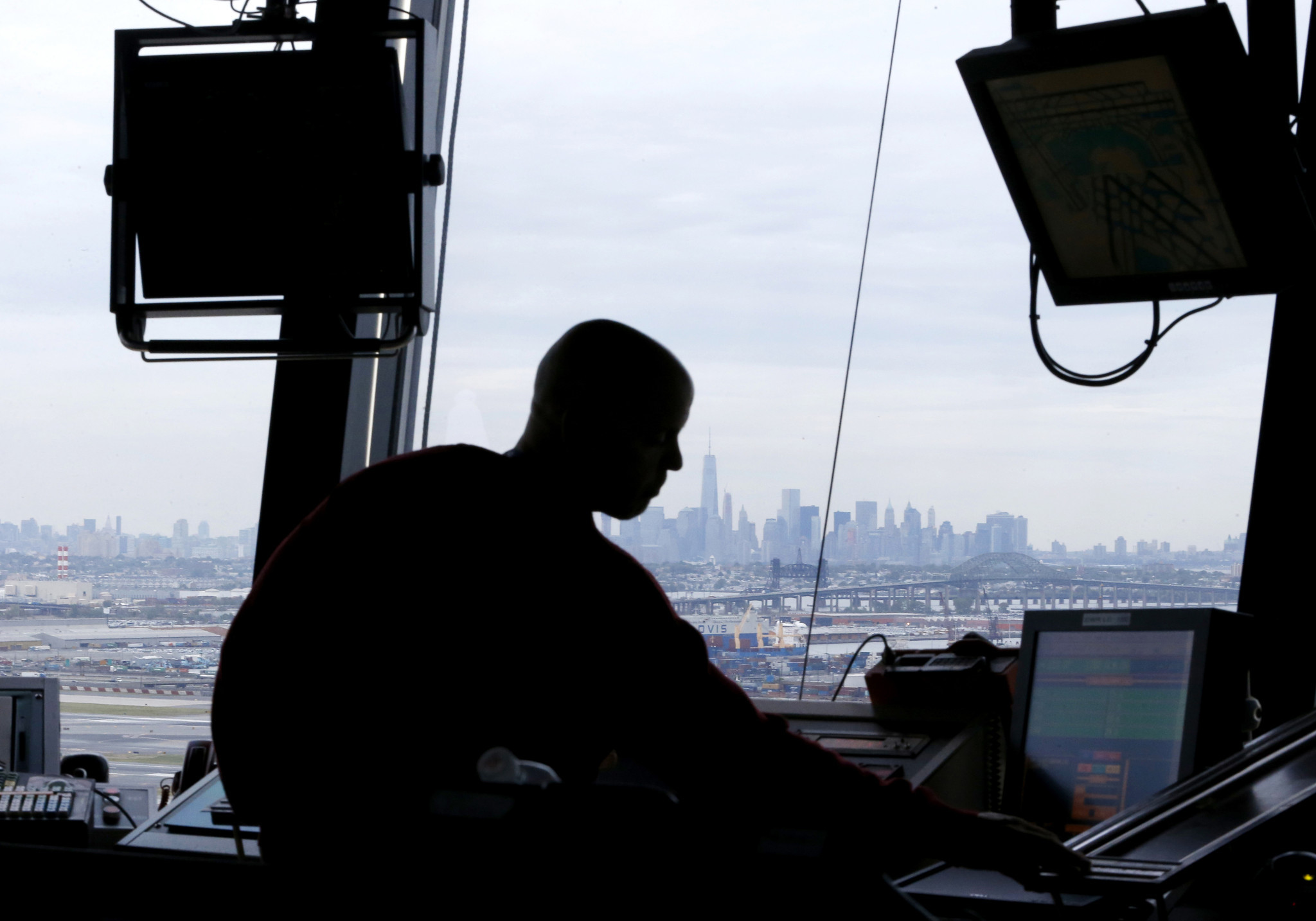 Air traffic controller study nzx