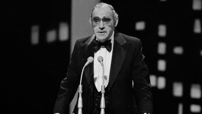 For old time's sake: Chatting with a busy Abe Vigoda