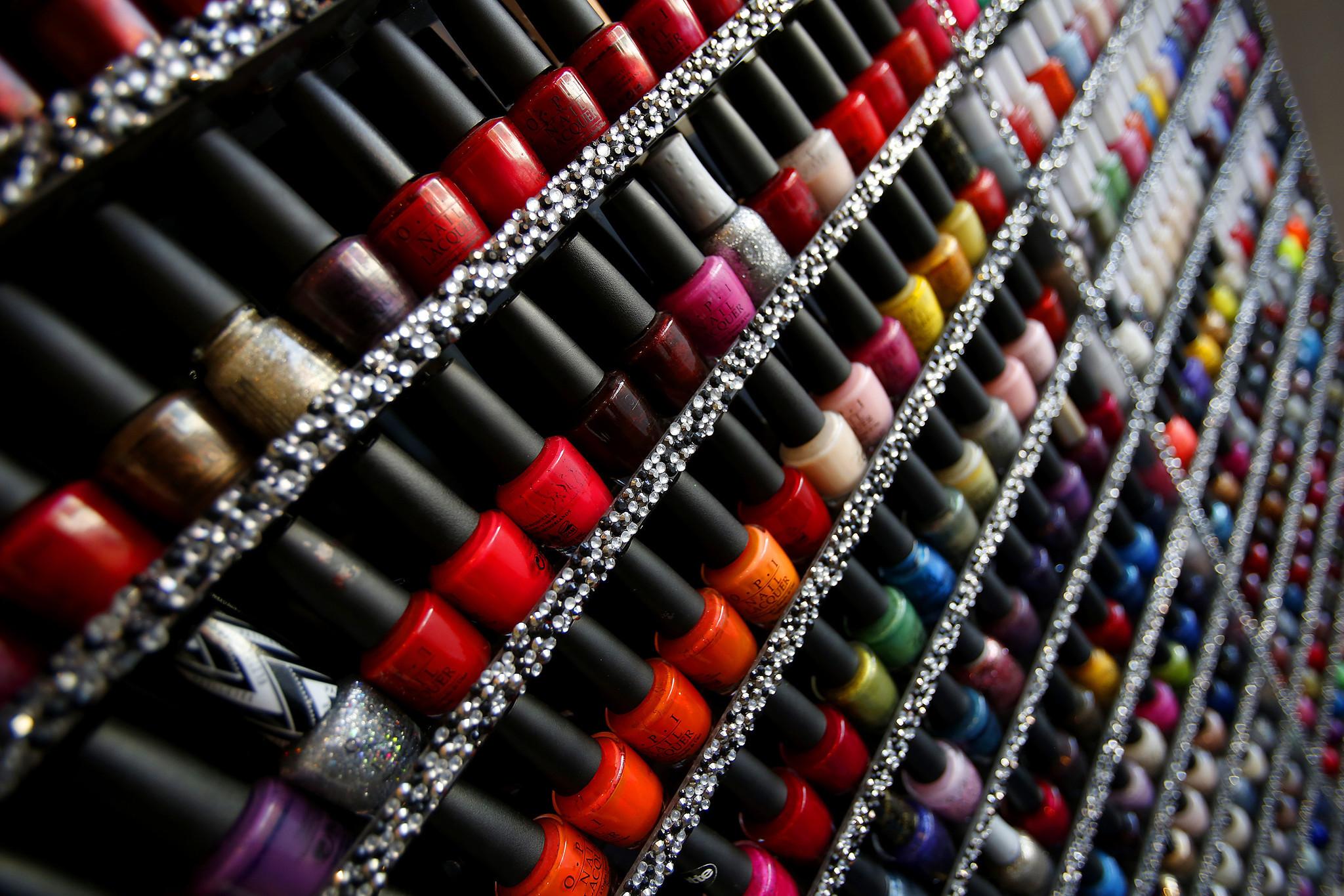 OPI to move nail polish manufacturing from North Hollywood to North Carolina