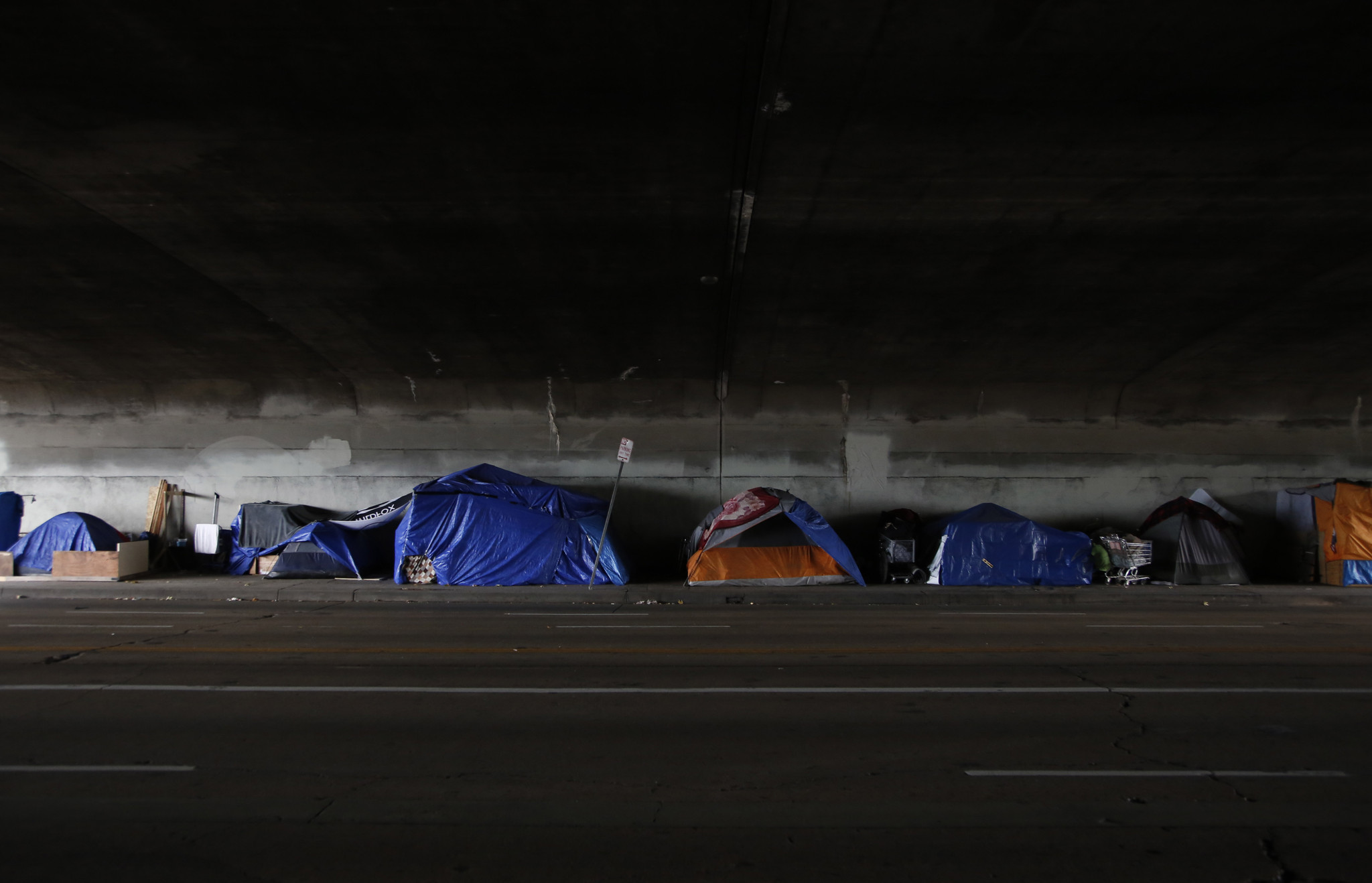 Is this the year l a finally takes homelessness seriously for Homeless shelters los angeles