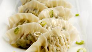 Cantonese Chinese New Year dumplings