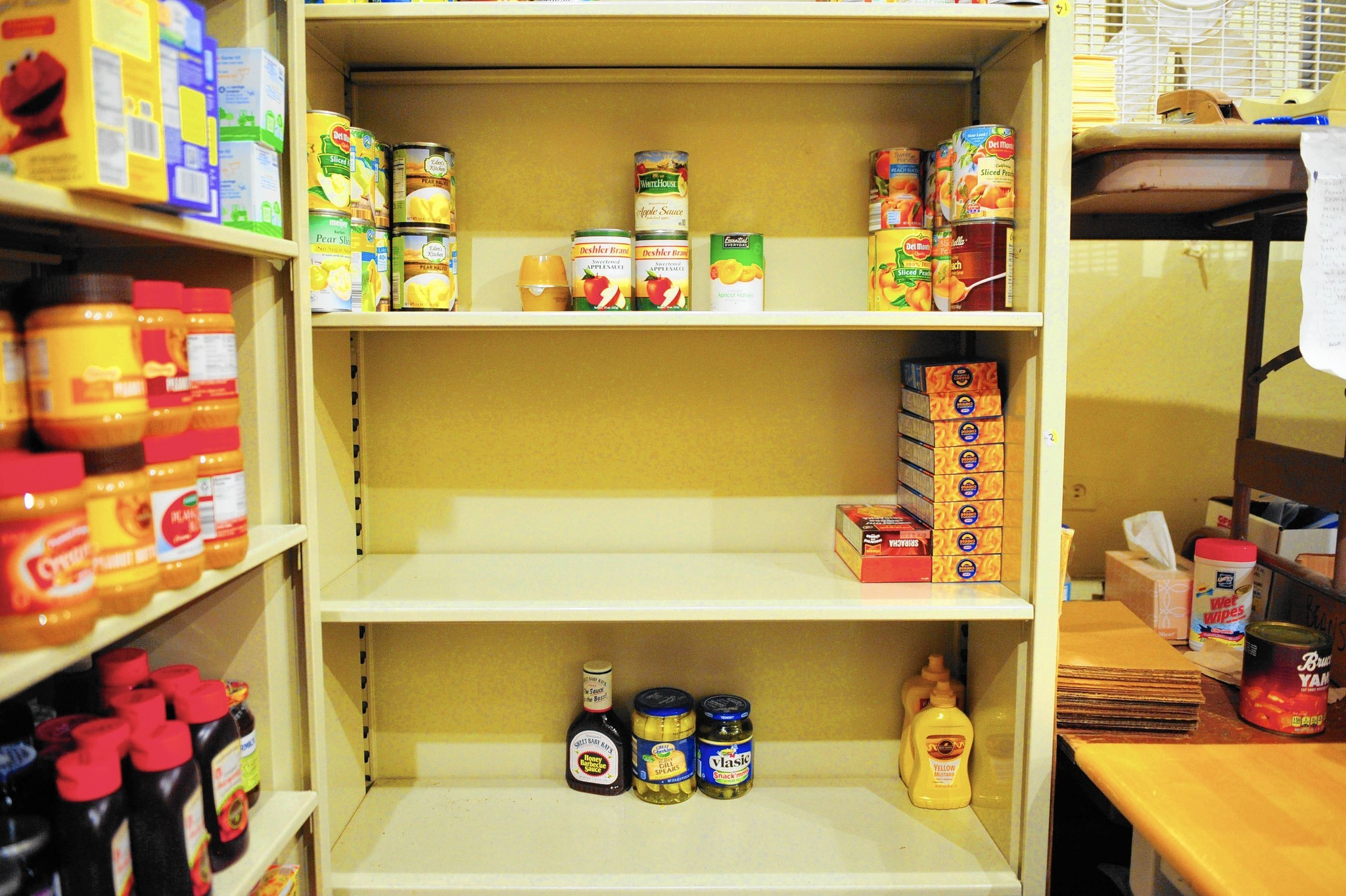 Cupboards almost bare at some food pantries Daily Southtown