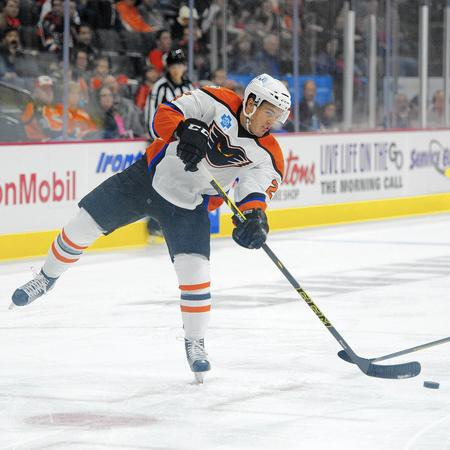 AHL: Flyers Prospect Nick Cousins' Consistency Earns Him Minor League All-Star Nod With Phantoms