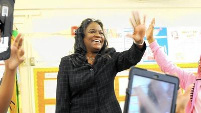 From L.A. Unified teacher to superintendent: Who is the real Michelle King?