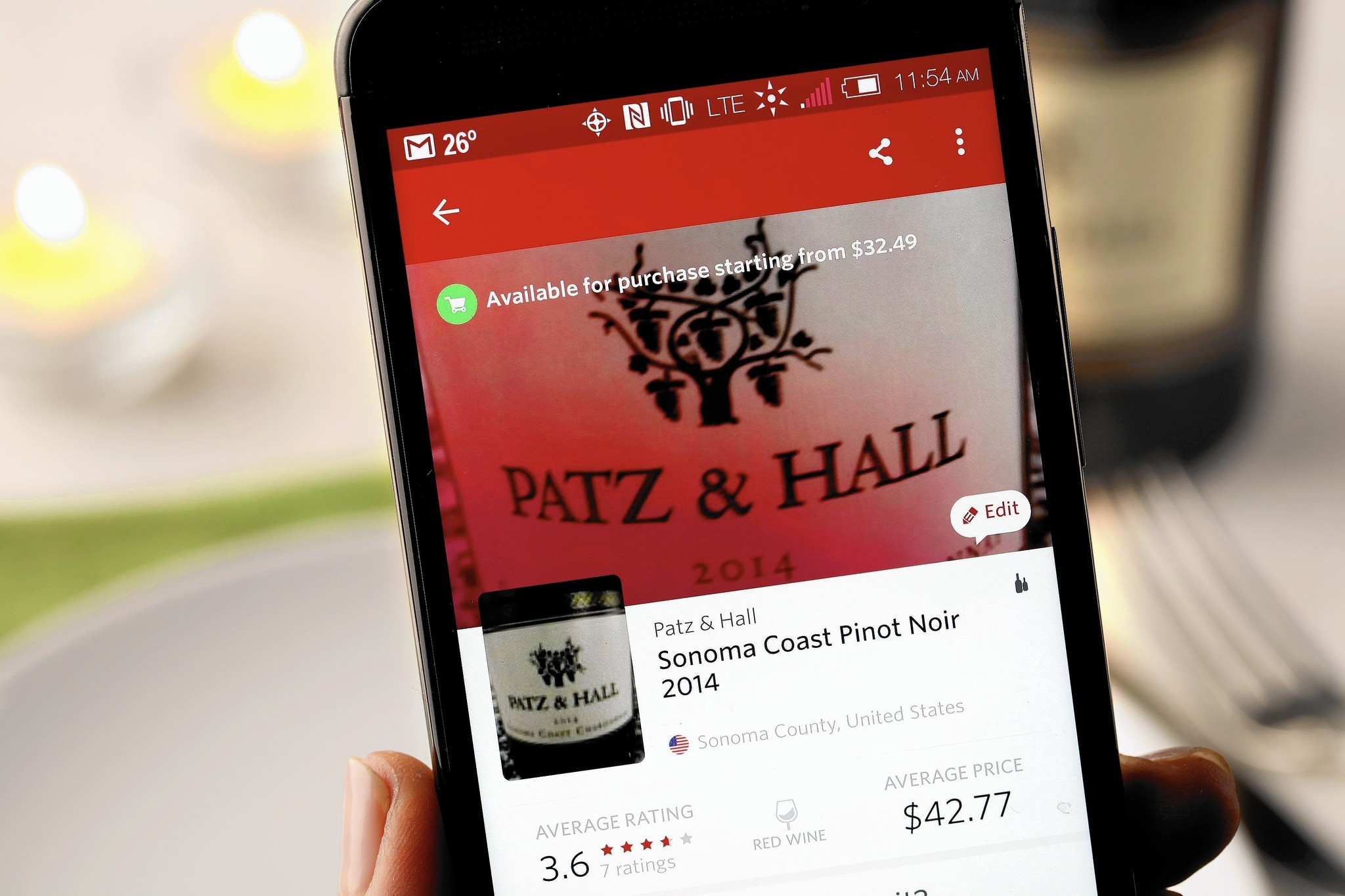Why sommeliers hate that wine app you're shoving at them