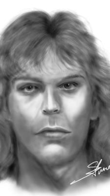 Composite sketch of transgender woman found dead in 1988