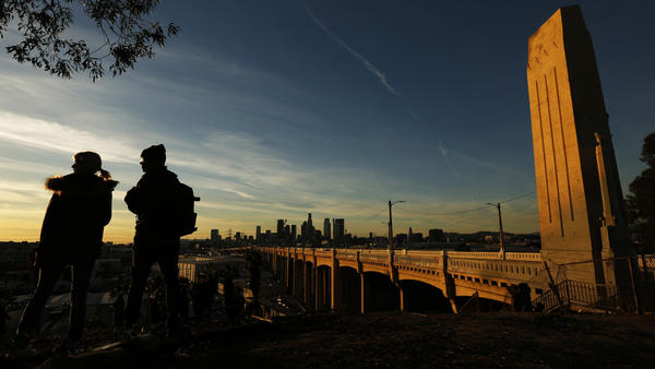 Saying goodbye to L.A.'s 6th Street Bridge