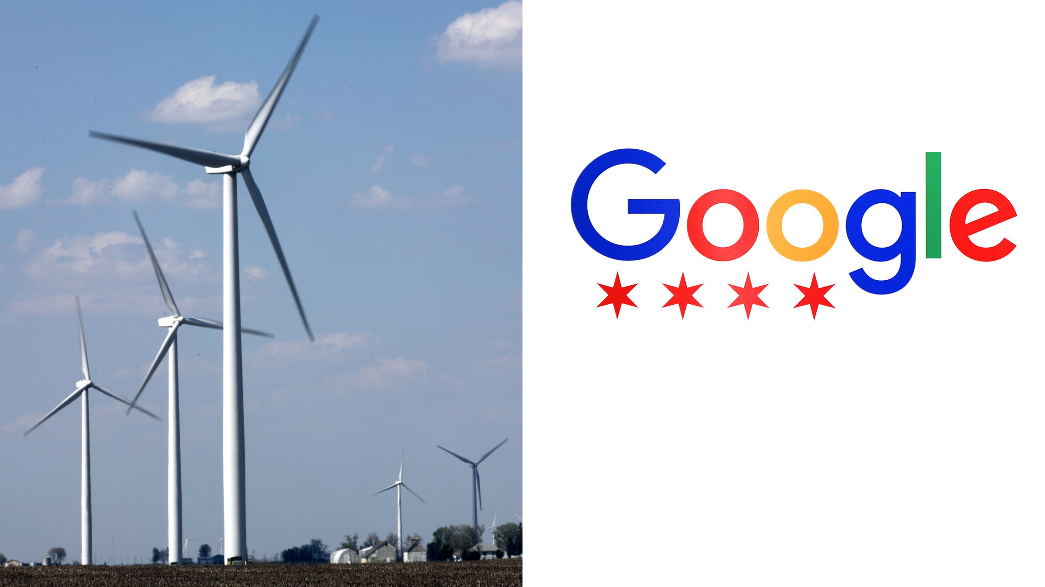 Chicago energy firm Invenergy to provide wind power to Google