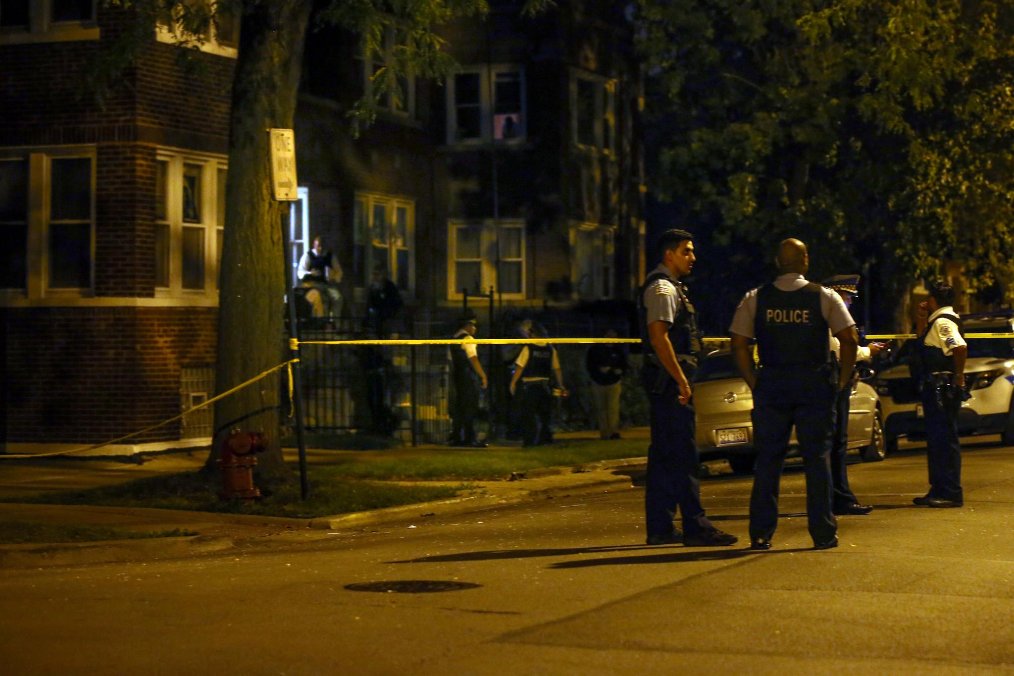 Lawsuit alleges Chicago cop shot unarmed, mentally disturbed man