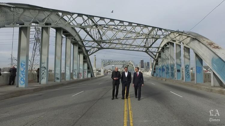 6th Street Bridge to close for demolition