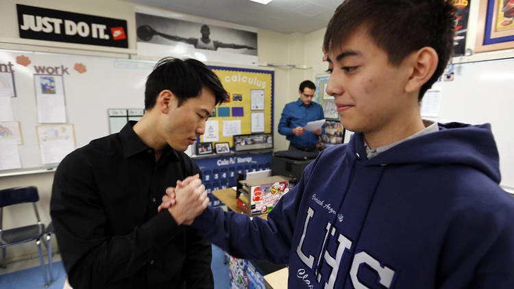 Lincoln High student gets perfect score on AP Calculus exam -- 1 of 12 in the world to do so