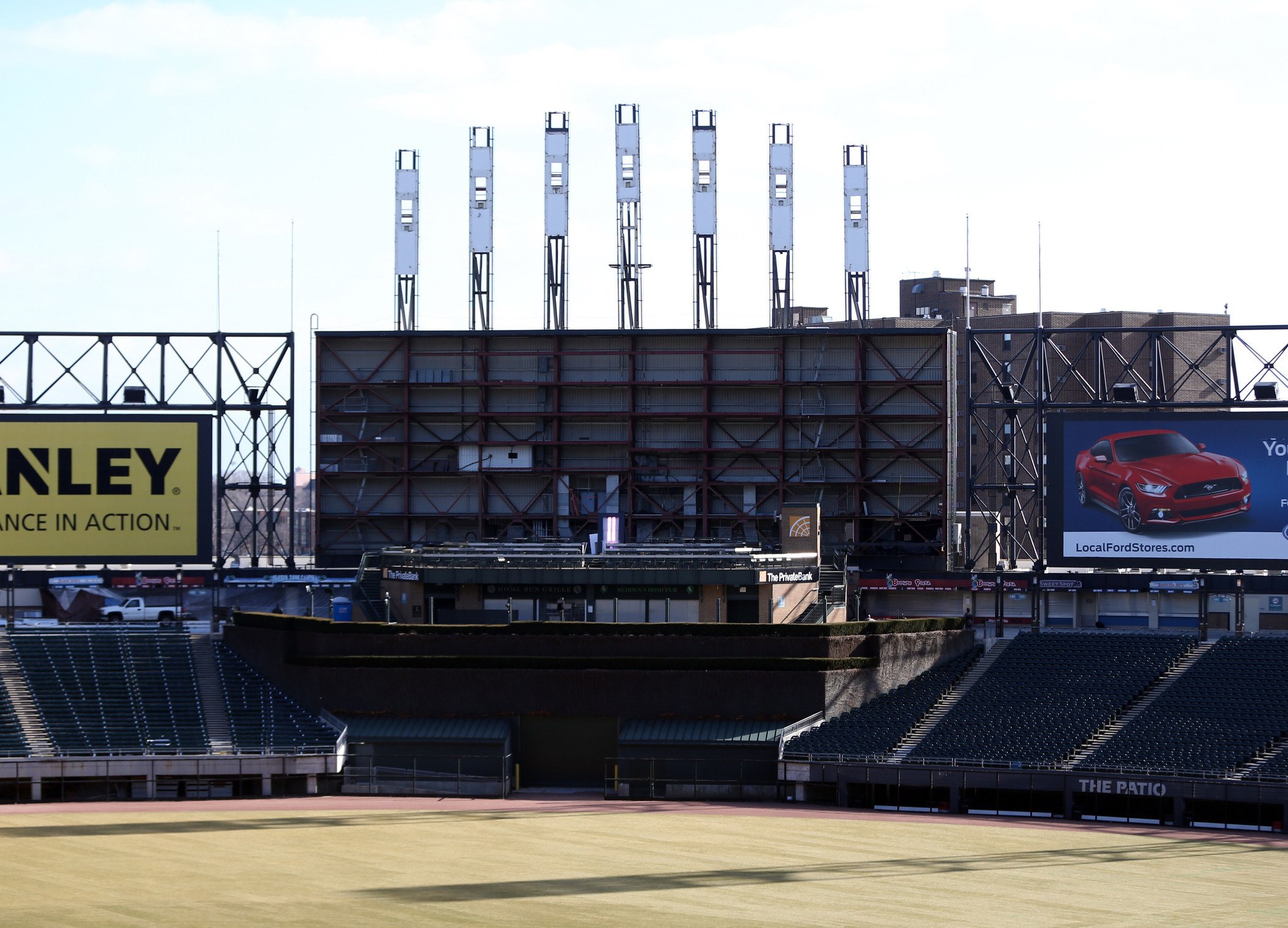 White Sox believe scoreboard project 'will change game experience'