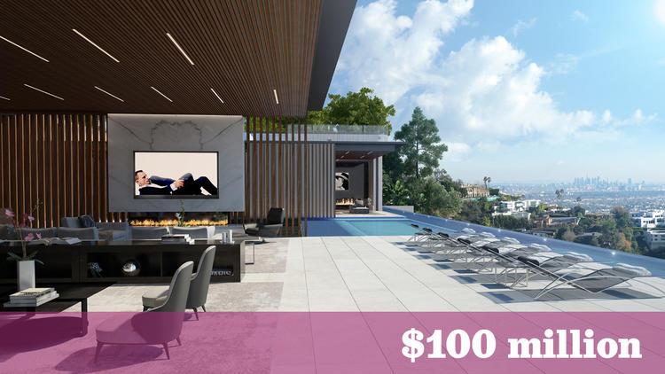 Hot Property | $100-million spec house