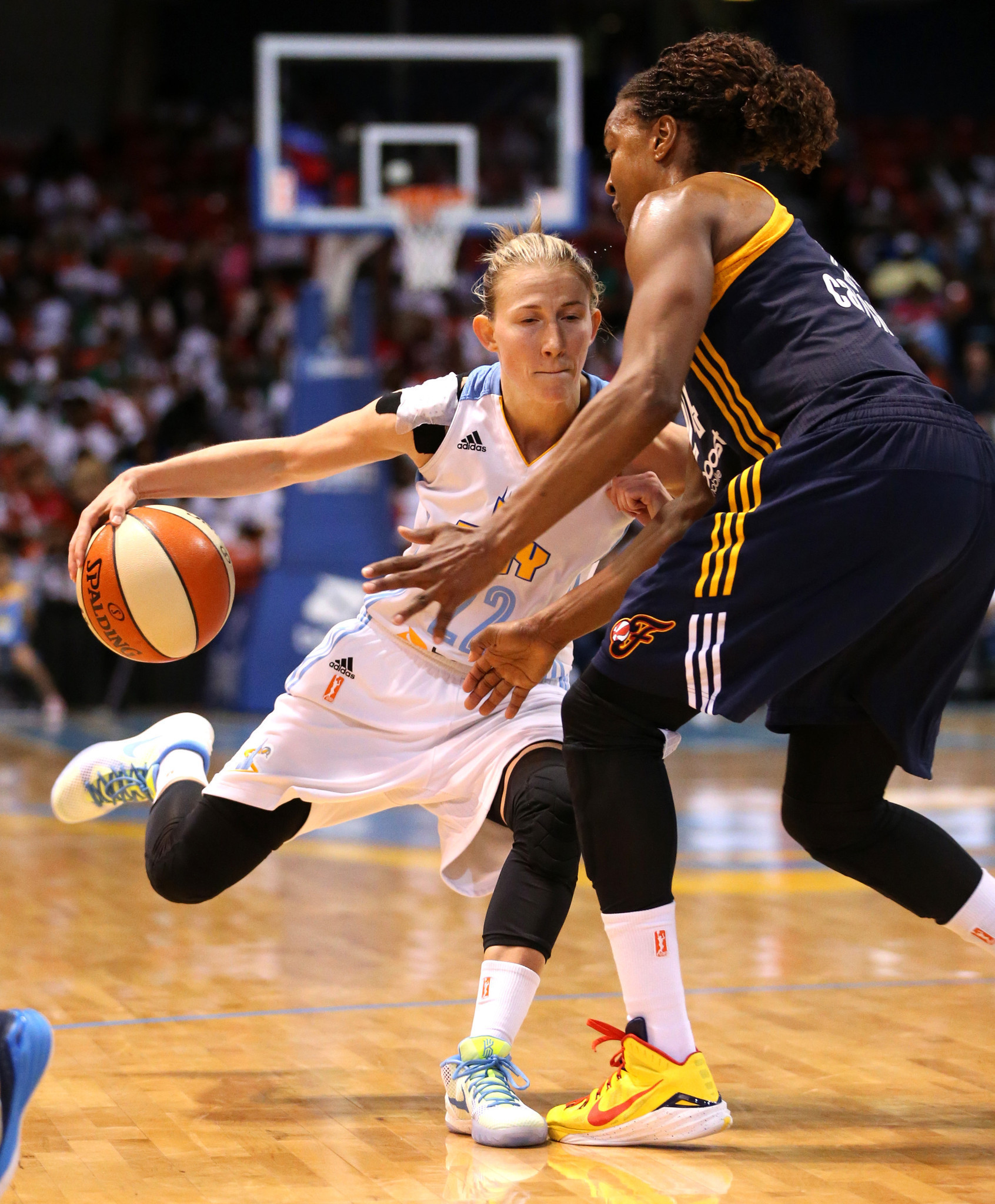WNBA makes sweeping changes to playoff format - Chicago ...
