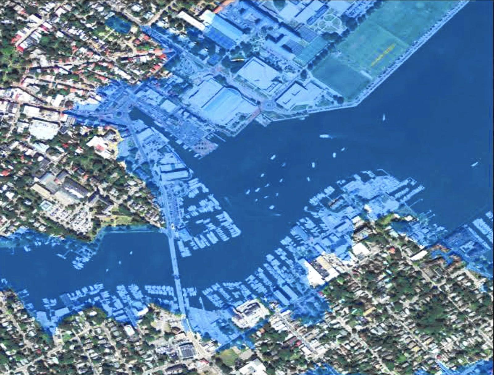 Oceanographer Annapolis should prepare for rising sea